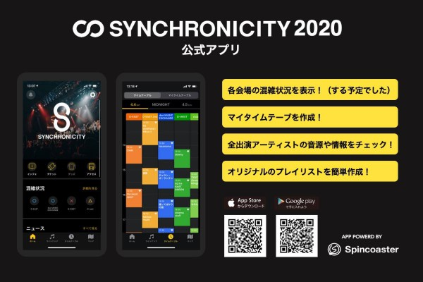 SYNCHRONICITY_Application