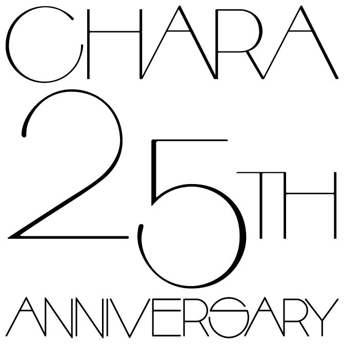 CHARA_25TH_logo